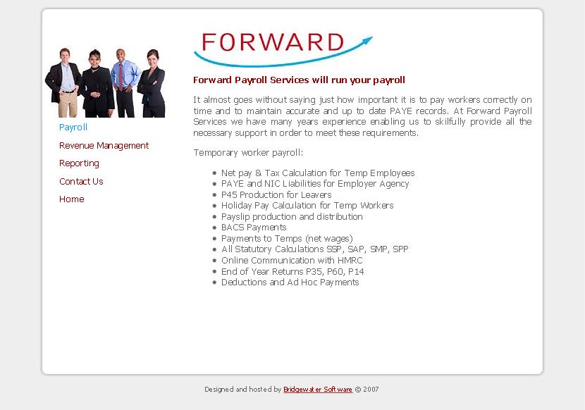 Forward Pay